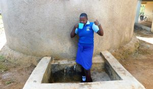 The Water Project:  Student Everline Busolo