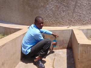 The Water Project:  Solomon Otieno