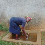 The Water Project: Shikhondi Girls Secondary School -  School Cook Hilda Ayodi