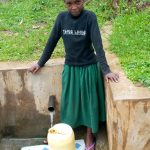 The Water Project: Chandolo Community, Joseph Ingara Spring -  Stacy Vugutsa
