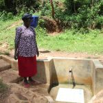 The Water Project: Wasenje Community, Margaret Jumba Spring -  Margaret Jumba Muyale Spring Landowner