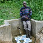 The Water Project: Ulagai Community, Aduda Spring -  John Madara