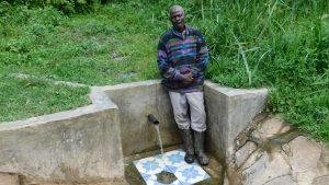 The Water Project:  John Madara