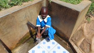 The Water Project:  Christine Mugala