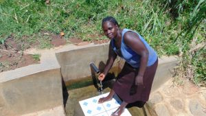 The Water Project:  Grace Oleyi
