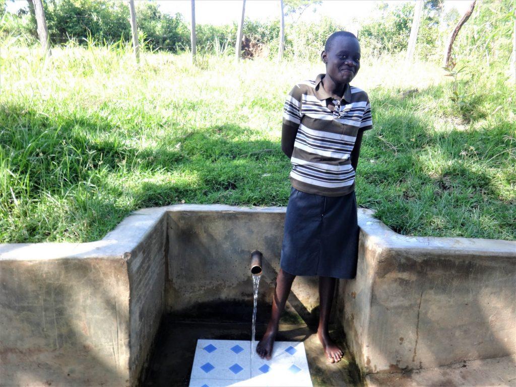 The Water Project : 1-kenya18110-rael-nyarotso