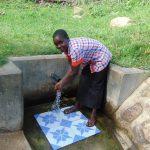 The Water Project: Ejinja Community, Anekha Spring -  Jemmimah Anekha