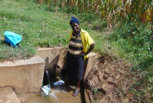 The Water Project:  Everlyn Okumu