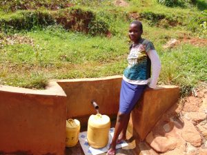 The Water Project:  Pamela Emere