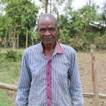 The Water Project: Vilongo Community -  Moses Wamoja
