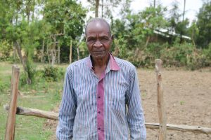 The Water Project:  Moses Wamoja