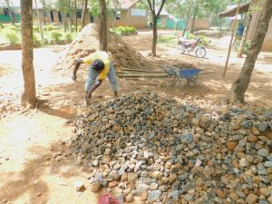 The Water Project:  Preparation Of Materials