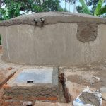 The Water Project: Irovo Orphanage Academy -  Dome And Catchment Area Construction