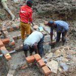 The Water Project: Shamiloli Community, Kwasasala Spring -  Spring Construction