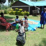 The Water Project: Bukhaywa Community, Ashikhanga Spring -  Community Members