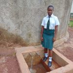 The Water Project: Kwirenyi Secondary School -  Nicorine Shitamu