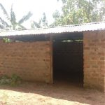 The Water Project: Bukhaywa Community, Ashikhanga Spring -  Cow Shed