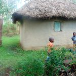 The Water Project: Mukangu Community, Metah Spring -  Children Playing