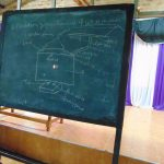 The Water Project: Ikumba Secondary School -  Explaining The Tanks Parts