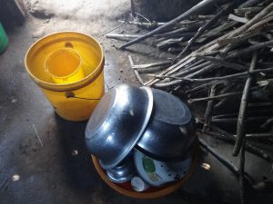 The Water Project:  Cooking And Eating Utensils