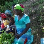 The Water Project: Eshikhugula Community, Shaban Opuka Spring -  Attentive Participants