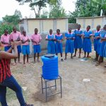 The Water Project: Irovo Orphanage Academy -  Handwashing Demonstration