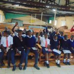 The Water Project: Ikumba Secondary School -  Students Volunteer