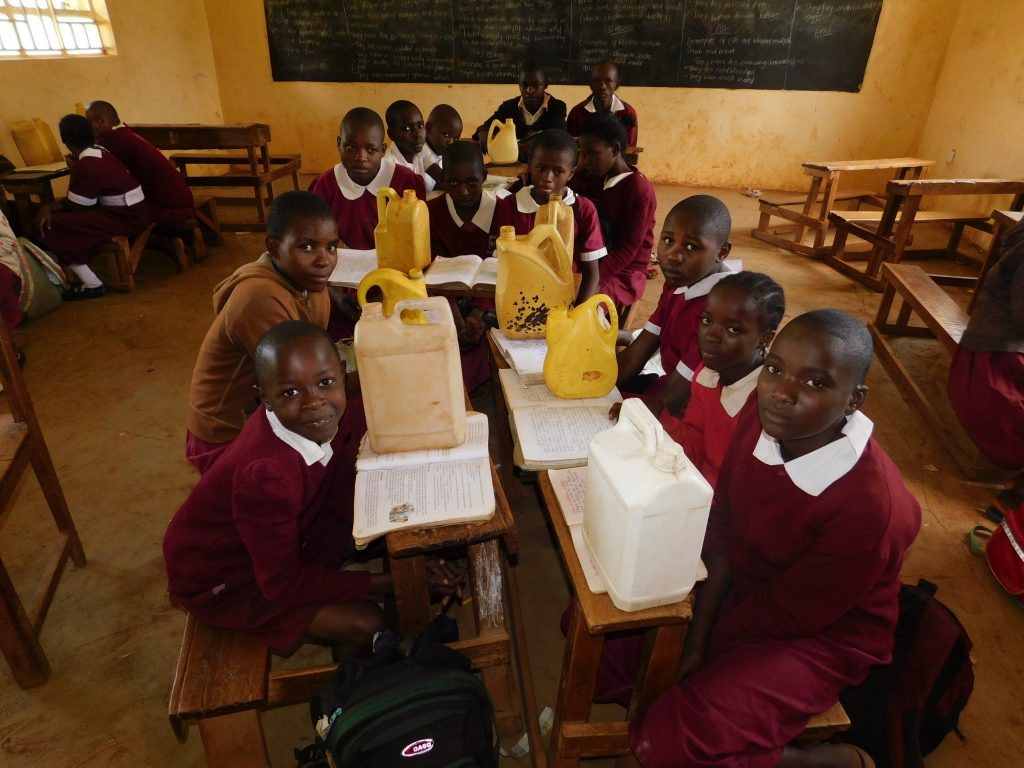 The Water Project : 14-kenya19062-students-back-in-class-with-water