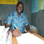 The Water Project: Kapkures Primary School -  Head Teacher Mr Japheth K Maiyo