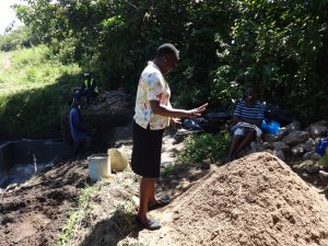 The Water Project:  Field Officer In Action