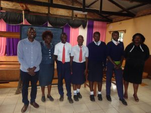 The Water Project:  Teachers And Elected Student Health Club Leaders