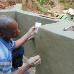 The Water Project: Shamiloli Community, Kwasasala Spring -  Inscribing The Spring