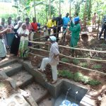 The Water Project: Buhayi Community, Nasichundukha Spring -  Site Management Training