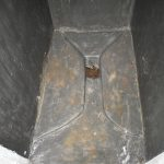 The Water Project: Makunga Primary School -  Inside New Latrine