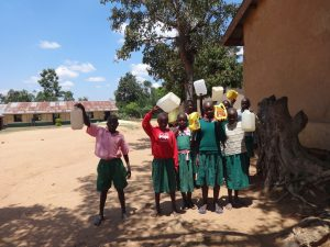 The Water Project:  Lets Go Fetch Water