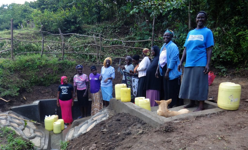 The Water Project : 16-kenya19126-completed-spring