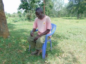 The Water Project:  Gideon Mutiso