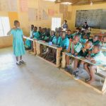 The Water Project: Makunga Primary School -  Dental Hygiene Session