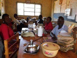 The Water Project:  School Staffroom