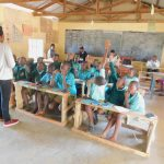 The Water Project: Makunga Primary School -  Reaction During Training