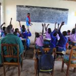 The Water Project: Kapchorwa Primary School -  Training Lesson