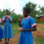The Water Project: Irovo Orphanage Academy -  Brushing Teeth