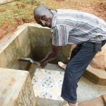 The Water Project: Mutao Community, Kenya Spring -  Clean Water