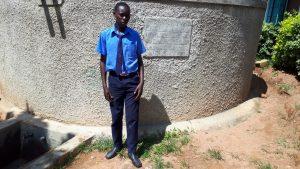 The Water Project:  Johnson Bulemi