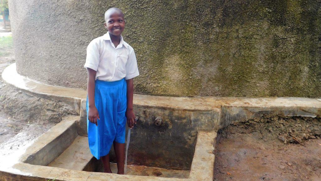 The Water Project : 2-kenya18020-juliet-atieno
