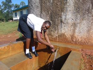 The Water Project:  Barbra Muhonja
