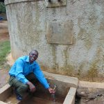 The Water Project: Shitaho Primary School -  David Mangweli