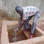The Water Project: Kwirenyi Secondary School -  Mr Daniel Muchesia