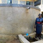 The Water Project: Eshisenye Girls Secondary School -  School Principal Mildred Were Osore