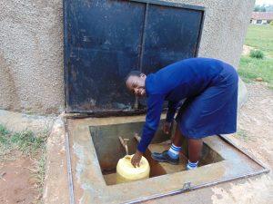 The Water Project:  Rebecca Khadioli